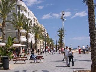 3-BR apartment - Wi-Fi, sat. TV, pet friendly - Torrevieja vacation rentals