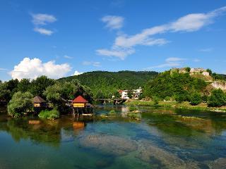 watermill & dwelling pile house 2 (krupana) - Bosanska Krupa vacation rentals