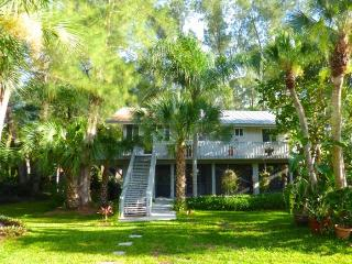 Coconut Palm Cottage - Tropical Beach Getaway - Little Gasparilla Island vacation rentals