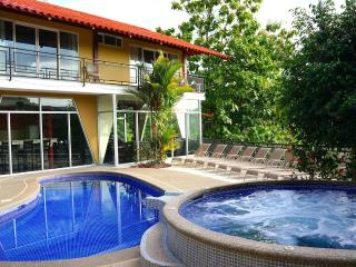 10BR Villa Los Amigos - Private Bus w/ Driver - Up to $250 Booking Bonus! - Jaco vacation rentals