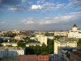 Lakshmi Afanasievskiy near Kremlin - Moscow vacation rentals