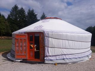 1 bedroom Yurt with Internet Access in Voudenay - Voudenay vacation rentals