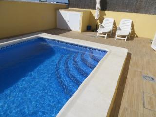 Villa with private Pool in Malaga for 6 persons - Fuente de Piedra vacation rentals