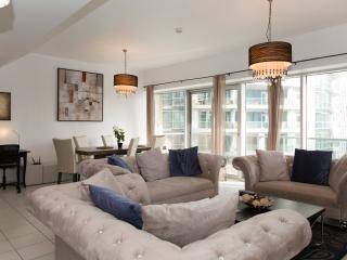 3 Bedroom Waterside With Full Marina View! - Dubai vacation rentals