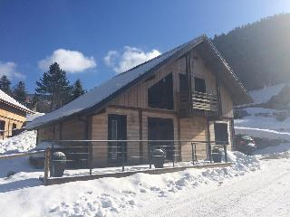 Nice Chalet with Satellite Or Cable TV and Hot Tub - La Bresse vacation rentals
