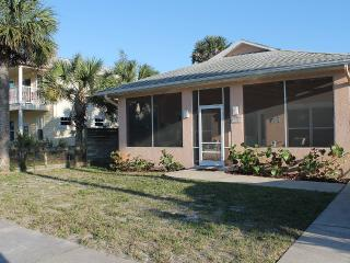 Sleeps 6 Less Than a Block from the Beach - New Smyrna Beach vacation rentals
