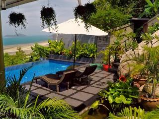Exciting 1 Bedroom Panoramic Ocean View Villa - Laem Set vacation rentals