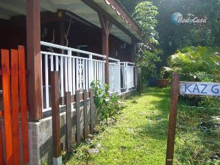 House in Bouillante, at Nicole's place - Bouillante vacation rentals