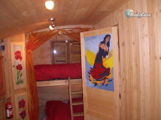 Caravan in Boucieu-le-Roi, at Rene's place - Boucieu-le-Roi vacation rentals
