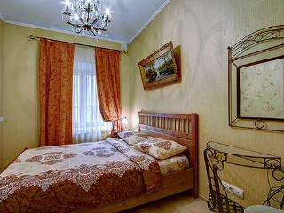 Millionnaya 27 one bedroom city center - Saint Petersburg vacation rentals