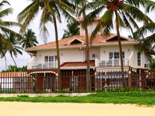 New ocean front luxury villa - Ambalangoda vacation rentals