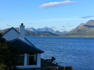 Cuillin View, On the Sea Shore - Isle of Raasay vacation rentals