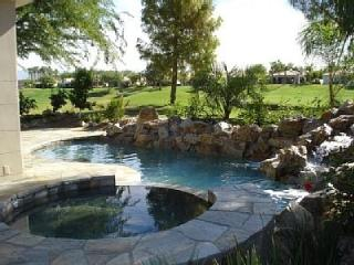 Golf Villa with Views, Rock Pool and Waterfall - La Quinta vacation rentals