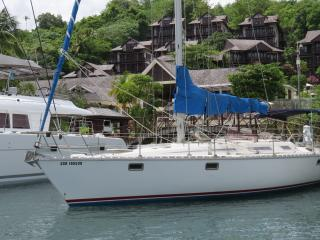 Classic yacht houseboat in beautiful Marigot Bay - Marigot Bay vacation rentals