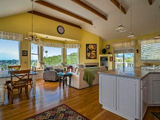 Amazing ocean view home on 1.3 acres, perfect for intimate events! - Ocean Vista Retreat - Santa Barbara vacation rentals