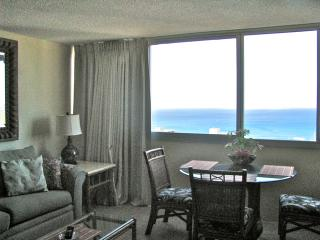Awesome Ocean Views, 1 BR, 43rd floor, Waikiki, HI - Honolulu vacation rentals
