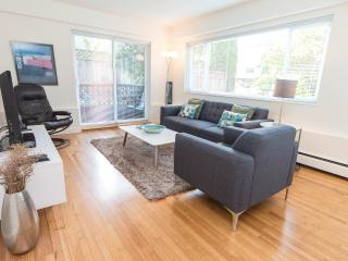 Fully Renovated KItsilano Two Bed close to beach - Vancouver vacation rentals