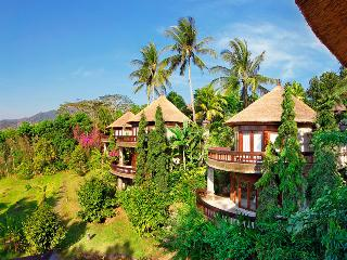 Jungle Lodge with Beautiful Lagoon View - Negara vacation rentals