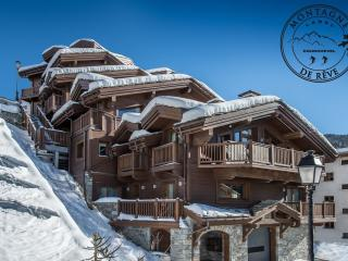 5 bedroom Apartment with Internet Access in Courchevel - Courchevel vacation rentals