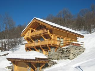 Gorgeous Meribel Chalet rental with Garage - Meribel vacation rentals
