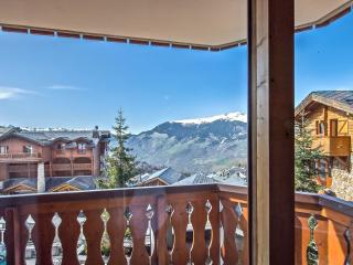 Cozy 1 bedroom Condo in Courchevel - Courchevel vacation rentals