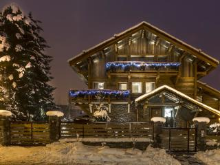 Perfect Chalet in Megève with Internet Access, sleeps 15 - Megève vacation rentals
