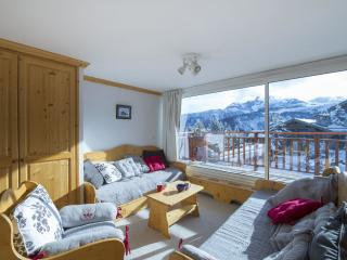 Nice 1 bedroom Apartment in Courchevel with Internet Access - Courchevel vacation rentals