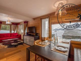 Perfect 1 bedroom Courchevel Condo with Internet Access - Courchevel vacation rentals