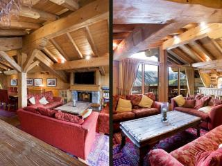 Beautiful 5 bedroom Courchevel Chalet with Internet Access - Courchevel vacation rentals