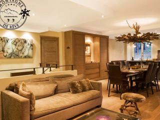 Cozy 3 bedroom Apartment in Courchevel with Internet Access - Courchevel vacation rentals