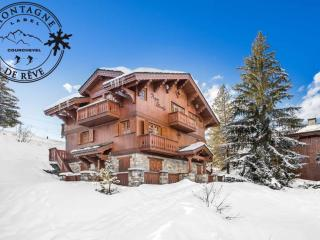 5 bedroom Chalet with Balcony in Courchevel - Courchevel vacation rentals