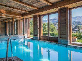 Beautiful Chalet with Internet Access and Private Outdoor Pool - Megève vacation rentals