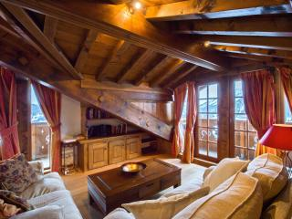 2 bedroom Condo with Internet Access in Courchevel - Courchevel vacation rentals