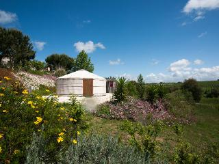 Romantic 1 bedroom Yurt in Vimeiro with Internet Access - Vimeiro vacation rentals