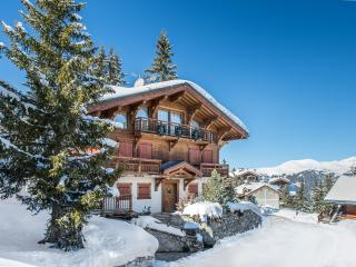 Perfect Chalet with Sauna and Hot Tub in Courchevel - Courchevel vacation rentals