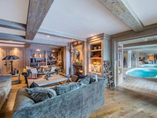 Gorgeous Meribel vacation Chalet with Balcony - Meribel vacation rentals