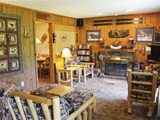 Located at Base of Powderhorn Mtn in the Western Upper Peninsula, A Snug Home With Excellent View of Ski Hill - Ironwood vacation rentals