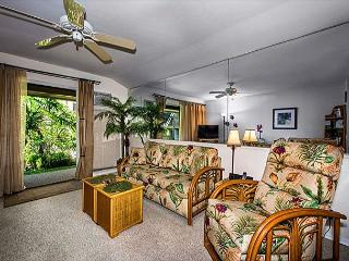 Kona Isle A4 Beautifully upgraded condo. Ground Floor, Wifi, AC! - Kailua-Kona vacation rentals