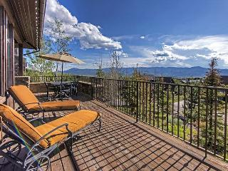 4BR Luxury Ranch Cabin, Hot Tub, Fire Pit, Walk to Promontory Club Amenities - Park City vacation rentals
