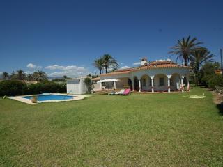 BEACHFRONT VILLA - Marbella vacation rentals