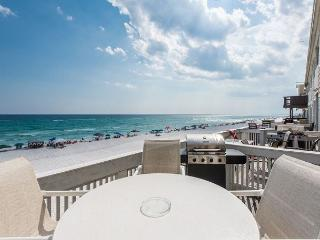 SAND DOLLAR #2-4BR/3.5BA,GULF FRONT,PRIVATE BEACH,CLOSE TO POMPANO JOES! - Miramar Beach vacation rentals