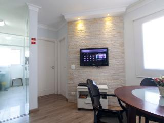 Nice Condo with Internet Access and Shared Outdoor Pool - Santo Andre vacation rentals