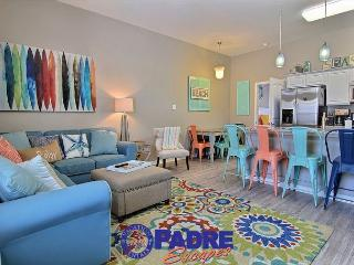 Brand New 4/3 Townhouse just steps off the Beach. - Corpus Christi vacation rentals
