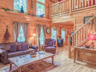 Perfectly Located 2BR Gatlinburg Cabin w/ Hot Tub & More! Summer from $139!!! - Sevierville vacation rentals