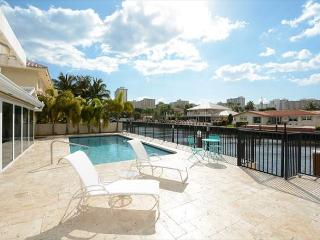 Modern Stylish Waterfront Vacation Villa - Fort Lauderdale vacation rentals