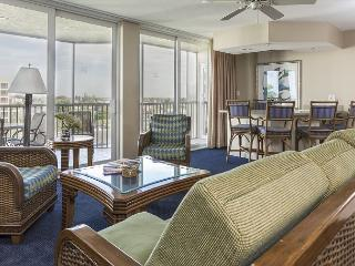 Gullwing 602, 3 Bedrooms, 6 Floor Gulf Front, Elevator, Gym, Heated Pool - Fort Myers Beach vacation rentals
