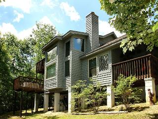 Black Bear Crossing is a Chalet Village mountain home. - Gatlinburg vacation rentals