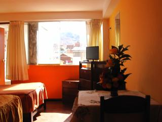 Sunny 1 bedroom Cusco Bed and Breakfast with Internet Access - Cusco vacation rentals