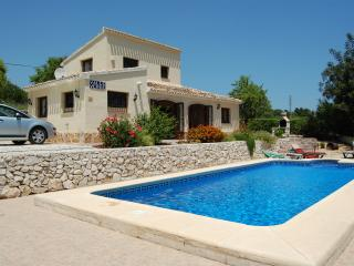 2 bedroom Villa with Internet Access in Benitachell - Benitachell vacation rentals