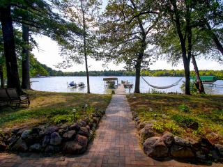 Luxury Lake House - Waupaca vacation rentals